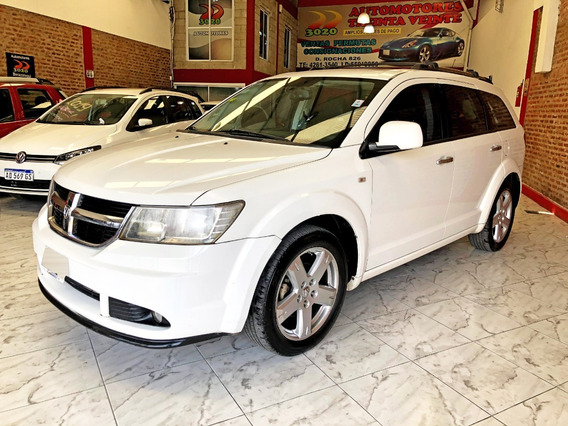 Dodge Journey 2.7 Rt 3 Filas Techo 2011