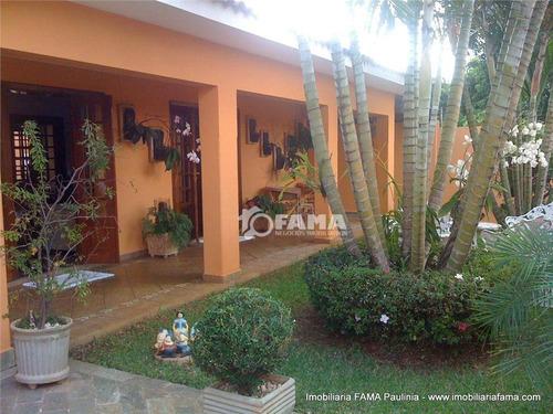 Imagem 1 de 30 de Casa À Venda, 400 M² Por R$ 1.400.000,00 - Jardim De Itapoan - Paulínia/sp - Ca0051