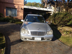 Mercedes Benz Clase C 2.6 C240 Elegance At