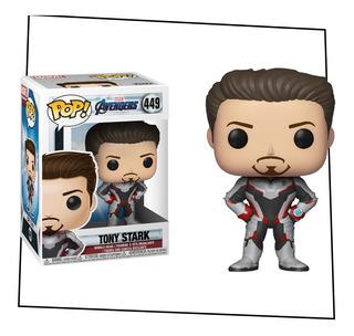 Funko Pop! - Avengers Endgame - Tony Stark #449