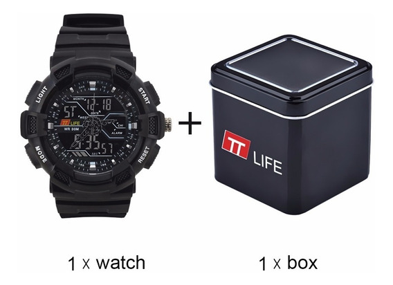 Relógios De Pulso 30 M À Prova D