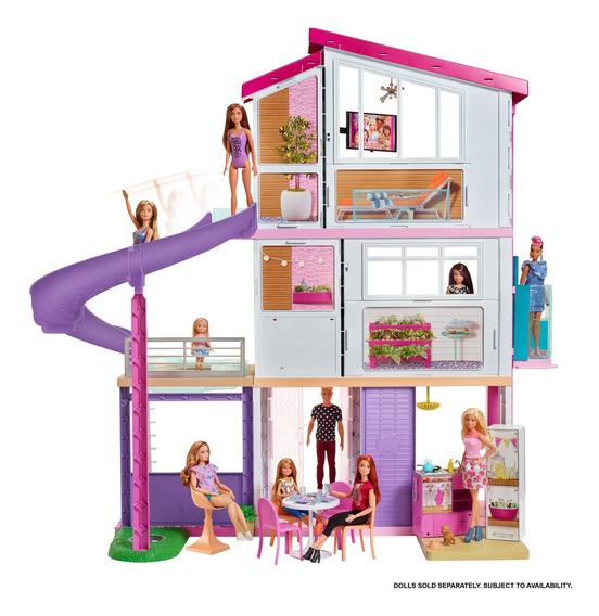 Barbie Careers, Mega Casa De Los Sueños