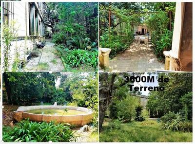 Venta Casa Histórica Gr Terreno Beiro 900, Florida A 3 Cuadras De Panam