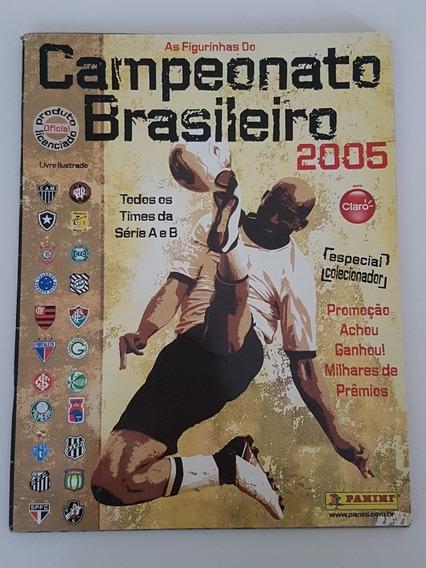 Album Campeonato Brasileiro 2005 Panini