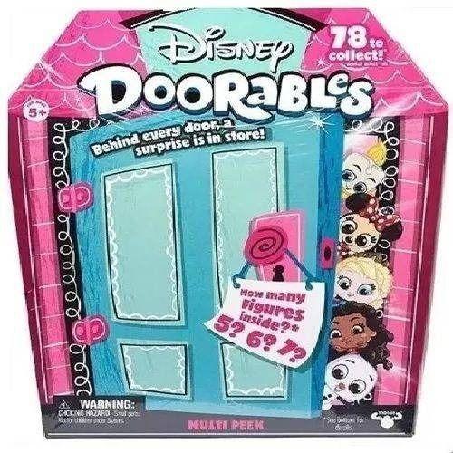 Doorables Disney Super Kit Surpresa 5? 6? Ou 7? Dtc 5069