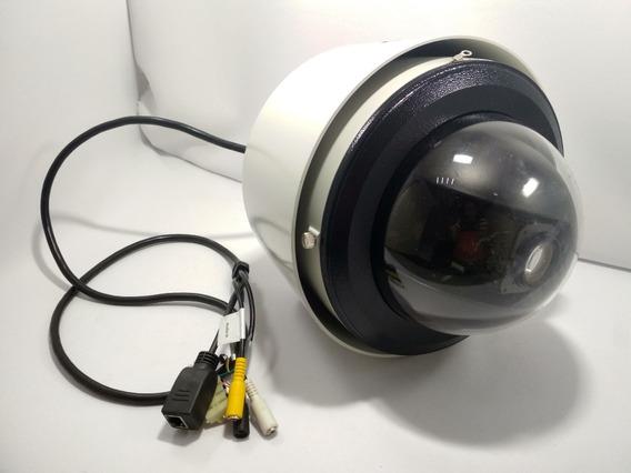 Câmera Segurança Planet Dome Ip Ptz 22x-zoom Vs-ip05a
