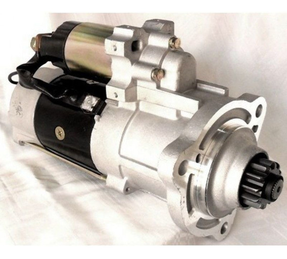Motor De Partida P/volvo 24v 5,5kw