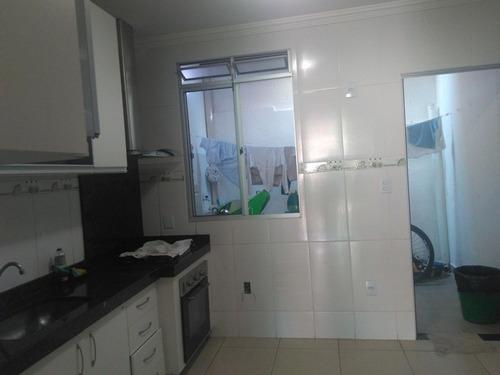 Casa Geminada Com 2 Quartos Para Comprar No Diamante Em Belo Horizonte/mg - 1694
