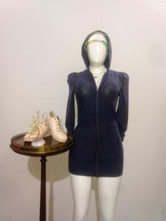 Vestido Tipo Sudadera Jc Original