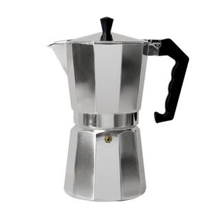 Cafetera Italiana Para Estufa Moka Express 3 Tazas Acero