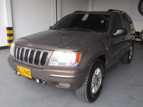 Jeep Grand Cherokee Limited At 4700cc 4x4 Usa