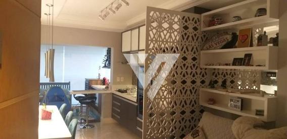 Apartamento Com 1 Dormitório À Venda, 52 M² Por R$ 480.000,00 - Parque Campolim - Sorocaba/sp - Ap1485