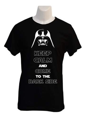 Polera Star Wars - Polo - Dark Vader - Keep Calm