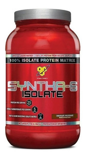 Syntha-6 Isolate 864g Whey Protein 100% Isolado Bsn Full