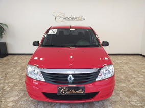 Renault Logan Authentique Hi-flex 1.0 4p 2012