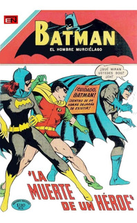 Batman Novaro Coleccion Digital