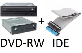 Dvd-rw + Cabo Ide