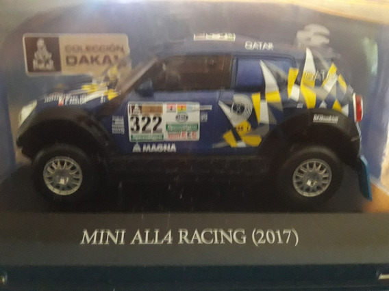 Mini All 4 Racing - Dakar