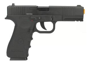 Pistola Airsoft Co2 Glock W119 - 6mm Blowback Semi Metal