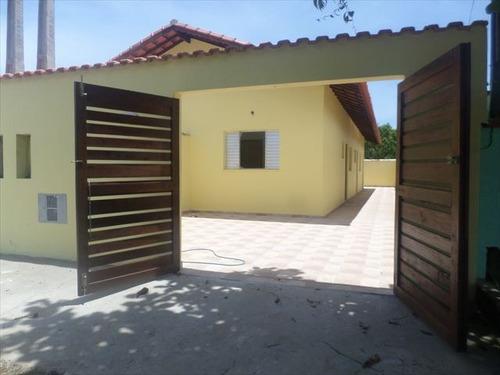 Imagem 1 de 13 de Casa Nova Para Financiamento Em Itanhaém.