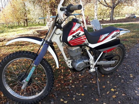Vendo Honda Xr100