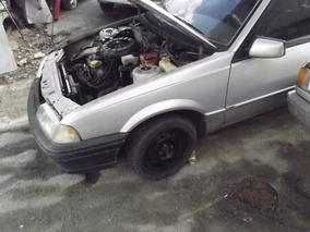 Monza Tubarao Motor, Cambio, Suspensao Original Sucata