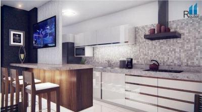 Apartamento Em Praia Grande, Governador Celso Ramos/sc De 87m² 3 Quartos À Venda Por R$ 519.000,00 - Ap187497