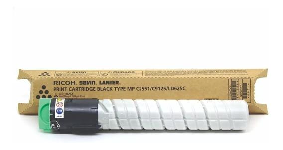Toner Ricoh Mpc 2050 2550 2051 2551 Black Original