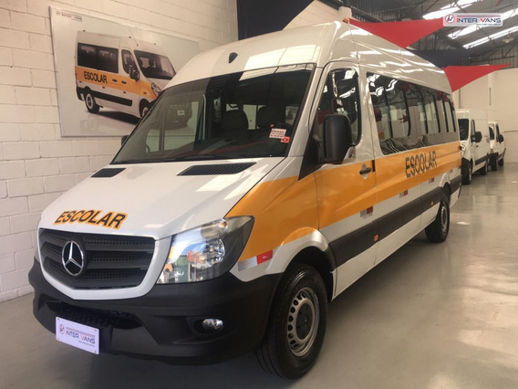 Mercedes-benz Sprinter 415 Extra Long T.a Escolar 28 Lugares