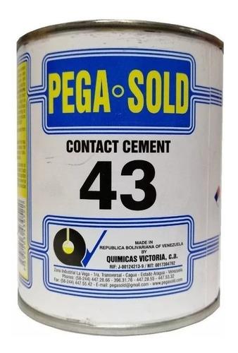 Pega Sold 43 Para Formica 1/8 Gl. - 151507