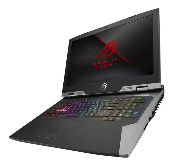 Notebook Asus Rog Gaming Pro Extreme Gl703gi-ws91k Gtx 1080