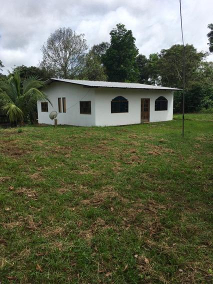 Vendo Casa Lote Cerca A Las Lagunas De Cuyabeno