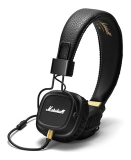 Auricular Marshall Major 2 Control Microfono Black P
