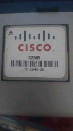 Cartão De Memoria Compact Flash 32mb Cisco
