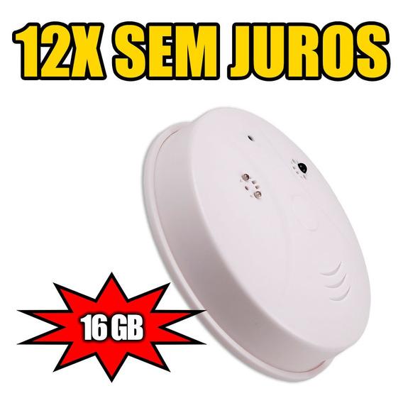 Camera De Seguranca Escondida Micro Residencial Em Casa 16gb