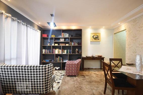 Apartamento No 4º Andar Com 2 Dormitórios E 2 Garagens - Id: 892989614 - 289614