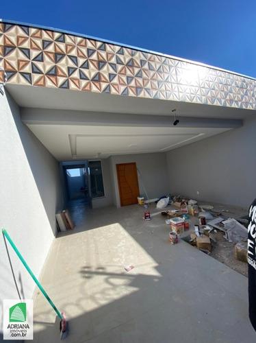 Imagem 1 de 15 de Venda Casa 3 Quartos Sendo 1 Suite 1 Vaga Acabamento Diferenciado - 6038