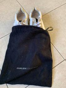 Tênis Osklen Sk8 Couro