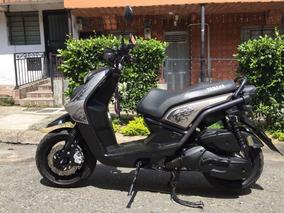 Yamaha Bws X Gris Negra
