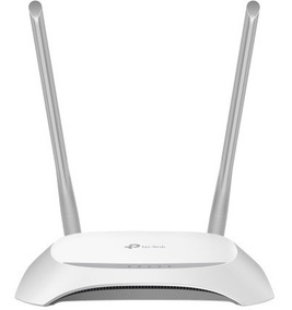Roteador Tp-link Tl-wr849n Wireless N 300mbps C/nfe