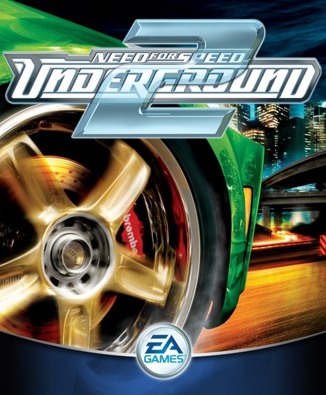 Need For Speed: Underground 2 Br - Digital - Pc