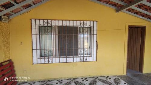 Imagem 1 de 13 de 5178 - Casa 1 Dormitório  Jardim Praia Grande Mongaguá