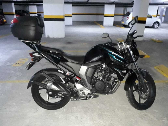 Yamaha Fz 2.0 Negro-azul