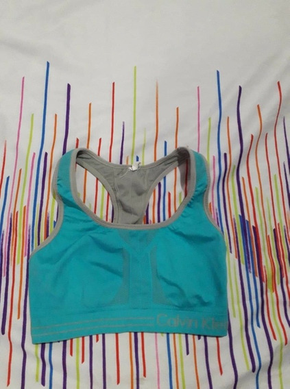 Top Calvin Klein L Mujer N-nike adidas Under Armour