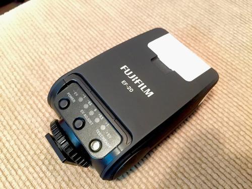 Flash Fujifilm Ef-20 Zero Envio Imediato