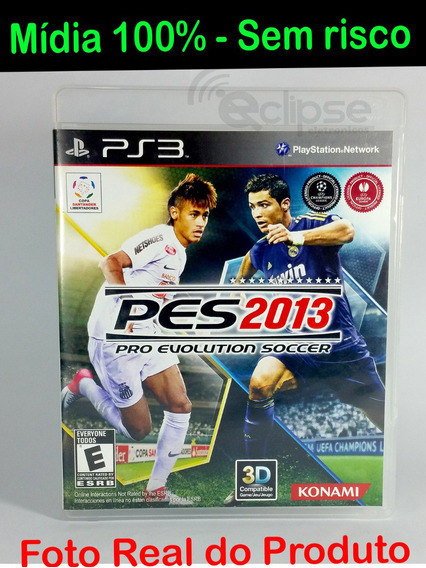 Pes 2013 Ps3 Pro Evolution Soccer Playstation 3