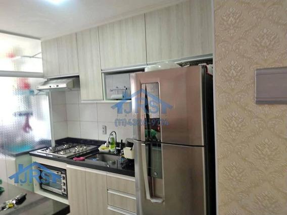 Condomínio Inspire Flores Barueri Apartamento Com 2 Dormitórios À Venda, 51 M² Por R$ 287.000 - Vila São João - Barueri/sp - Ap2358