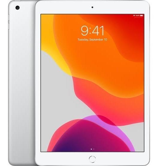 Apple iPad 10.2 7° Geração Wifi 32gb Prata (2019) Mw752ll/a