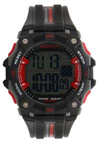 Relógio Speedo Masculino 80629g0evnp3 Esportivo Digital