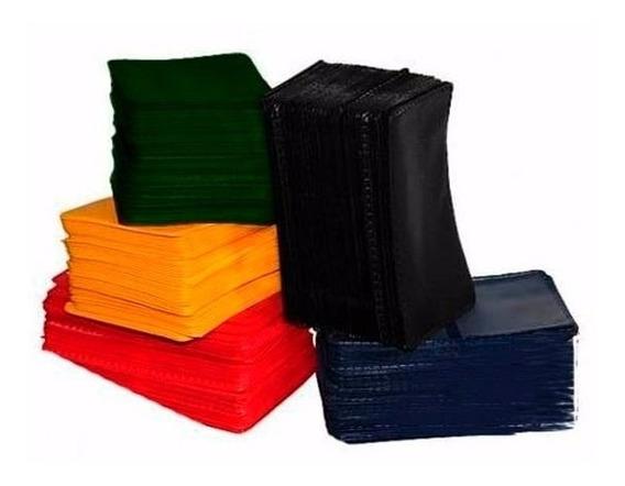 Carteirinha Para Fotos 3x4 1000 Un Plastico Fosco